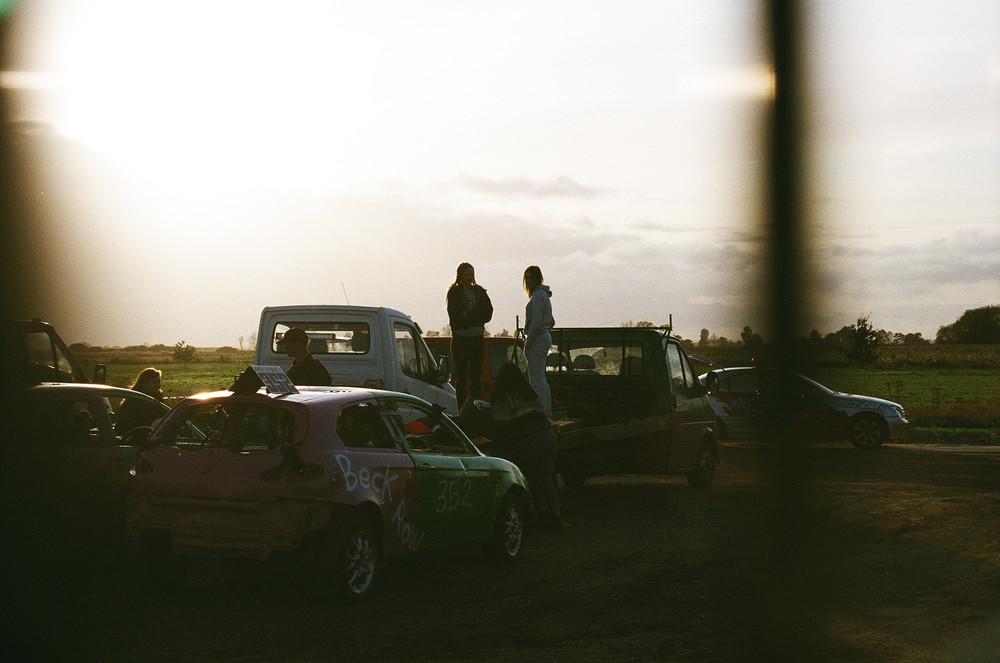 Banger Racing by Chiara Mottironi - © Garagisme