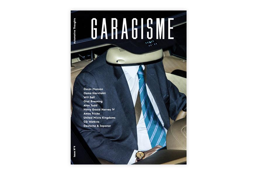 GARAGISME Issue IV - © Garagisme