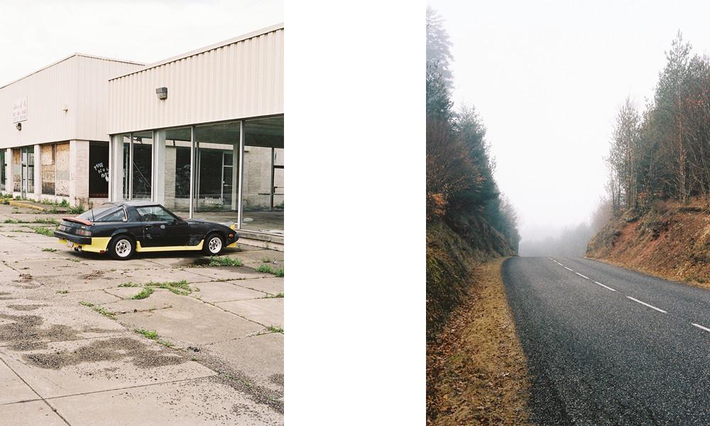 Long term parking by Nicolas Poillot - © Garagisme
